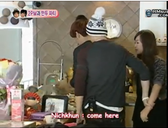 Nichkhun And Victoria Dating After Wgm