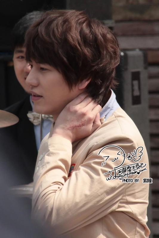 Super Junior Car Accident Kyuhyun