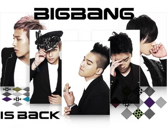 big bang members names