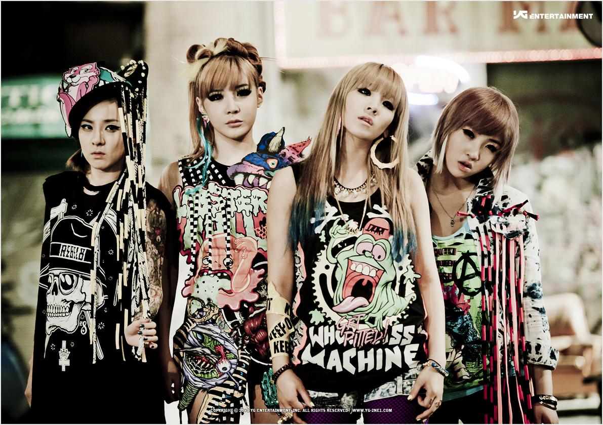 10 Girlband Korea Paling Cantik