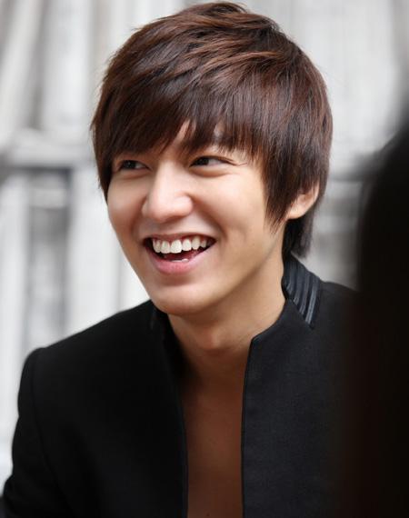 Lee min ho dating student