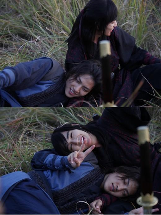 warrior baek dong soo s yoo seung ho and ji chang wook are